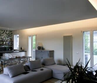 illuminazione interni Mantova