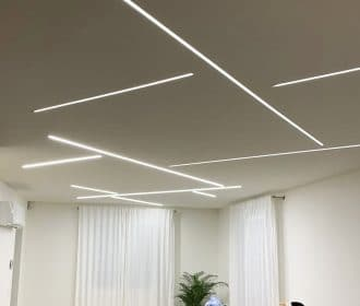 illuminazione interni Mantova Emilia