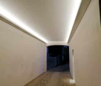 progetto illuminazione