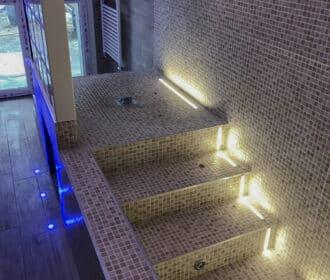 progetto illuminazione led interni Mantova