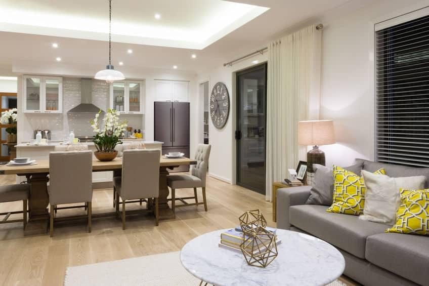 Illuminazione interni abitazione
